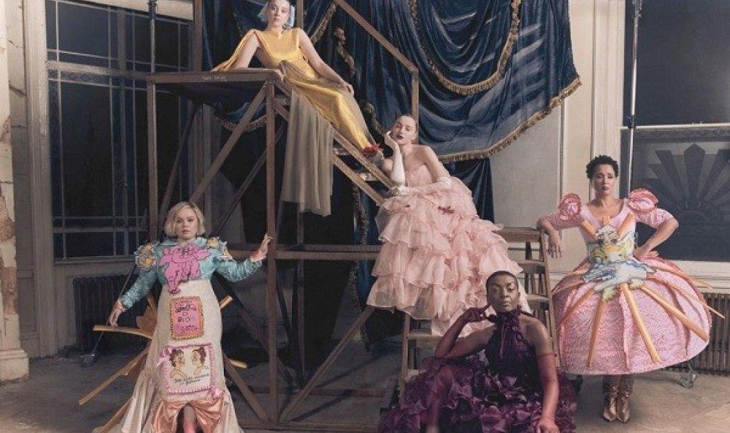 Τα κουστούμια, τα κοσμήματα απλά μοναδικά! Το British Fashion Council συνεργάζεται με το Netflix για την σειρά Bridgerton (φωτό) - Κυρίως Φωτογραφία - Gallery - Video