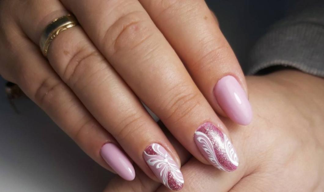 Nails 2021: Εκπληκτικά σχέδια νυχιών για να ανανεώσεις το μανικιούρ σου - Απλά & μίνιμαλ  - Κυρίως Φωτογραφία - Gallery - Video