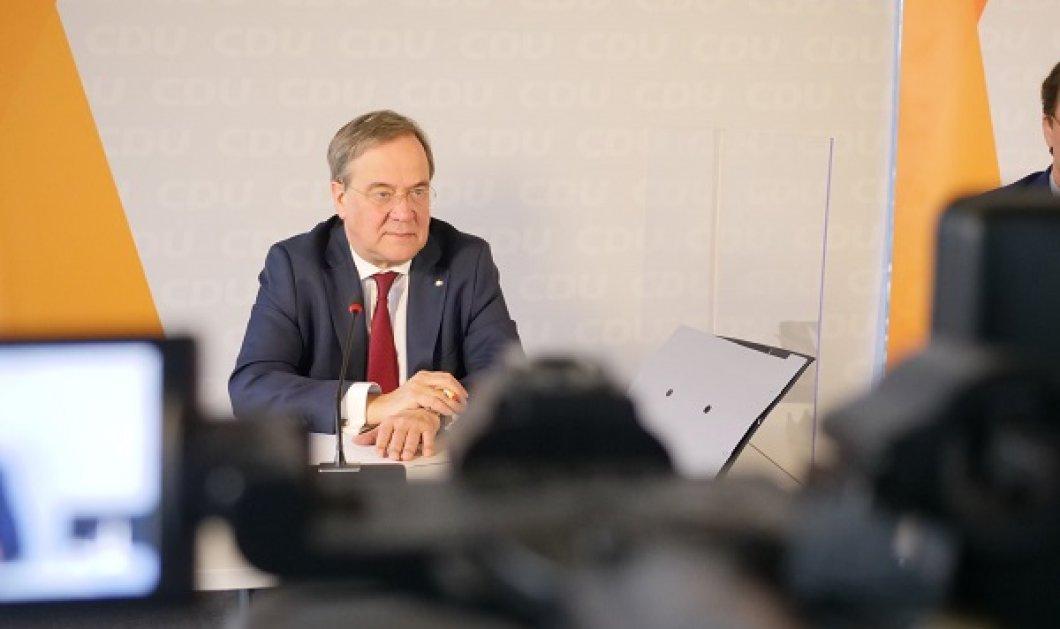 Άρμιν Λάσετ: Ποιος είναι ο διάδοχος της Άνγκελα Μέρκελ - Ο πρώην δημοσιογράφος & υπουργός στην ηγεσία του CDU - Κυρίως Φωτογραφία - Gallery - Video
