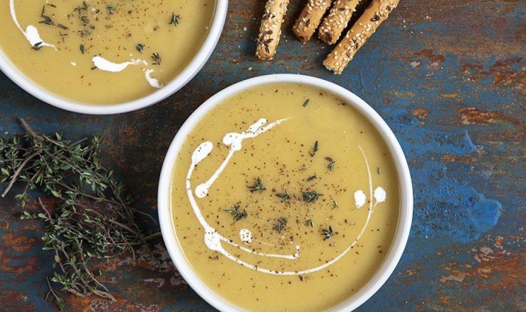 Ο Άκης Πετρετζίκης προτείνει: Πανεύκολη σούπα από leftovers - Υγιεινή & νόστιμη  - Κυρίως Φωτογραφία - Gallery - Video