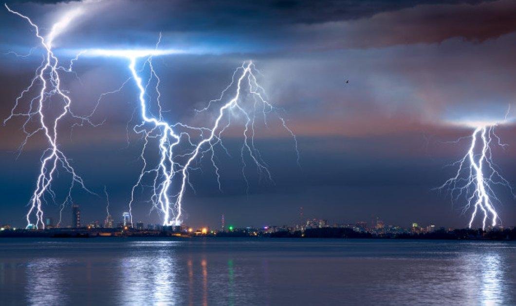 Καιρός: Εκτακτο δελτίο επιδείνωσης με ισχυρές βροχές & θυελλώδεις ανέμους - Πού θα χιονίσει - Κυρίως Φωτογραφία - Gallery - Video