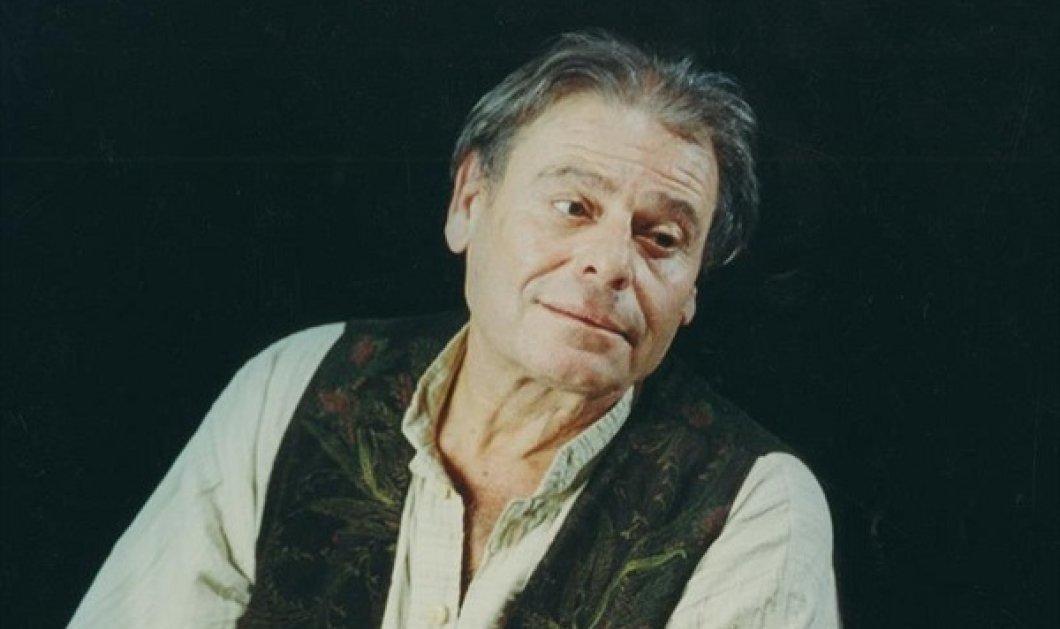 Θλίψη στον καλλιτεχνικό κόσμο: Πέθανε ο ηθοποιός Γιάννης Ροζάκης (φωτό) - Κυρίως Φωτογραφία - Gallery - Video
