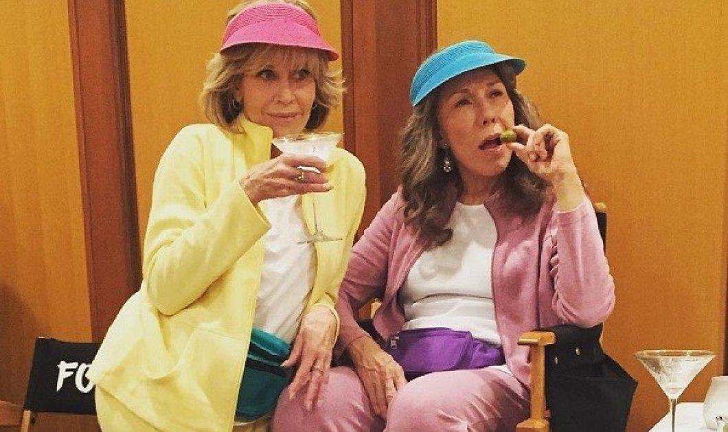 Netflix: 6 σειρές αφιερωμένες στις γυναίκες - Από το Grace & Frankie με την Jane Fonda στο νέο Gilmore Girls (βίντεο) - Κυρίως Φωτογραφία - Gallery - Video
