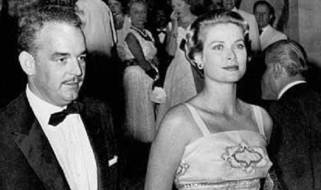 Vintage pic: Όταν ο πρίγκιπας Rainier και η Grace Kelly έκαναν Πρωτοχρονιά στο Μονακό - Το απίστευτο γιορτινό headpiece της μεγάλης σταρ - πριγκίπισσας - Κυρίως Φωτογραφία - Gallery - Video