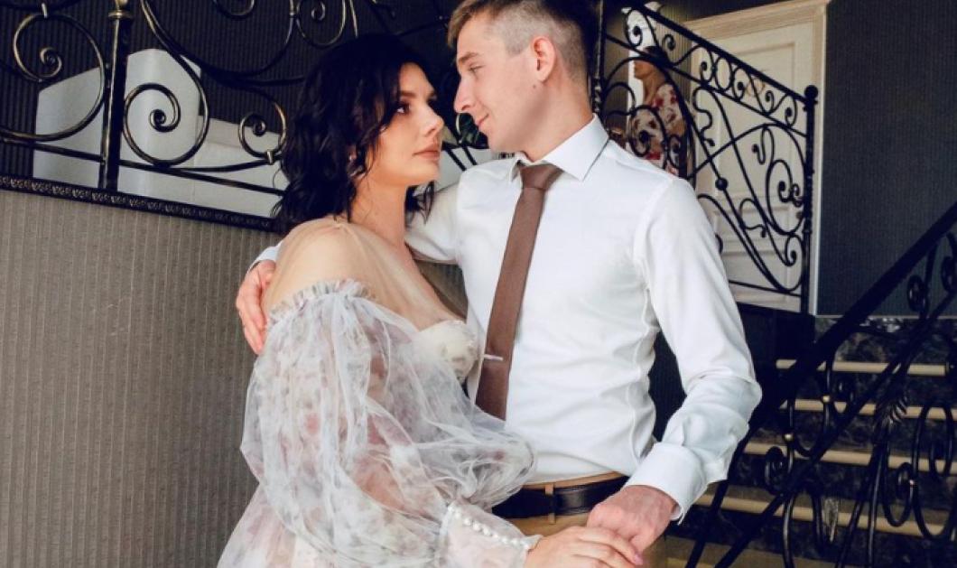 Ρωσίδα influencer χώρισε τον άντρα της για να είναι με τον 21χρονο γιο του - Τώρα περιμένουν το πρώτο τους παιδί (φωτό) - Κυρίως Φωτογραφία - Gallery - Video