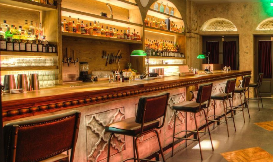 Τρίτο καλύτερο μπαρ στον κόσμο το ελληνικό The Clumsies - Tα καλύτερα coctails της Αθήνας - Κυρίως Φωτογραφία - Gallery - Video