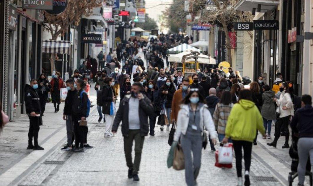 Κορωνοϊός - Ελλάδα: 585 κρούσματα -28 νεκροί, 288 διασωληνωμένοι - Κυρίως Φωτογραφία - Gallery - Video