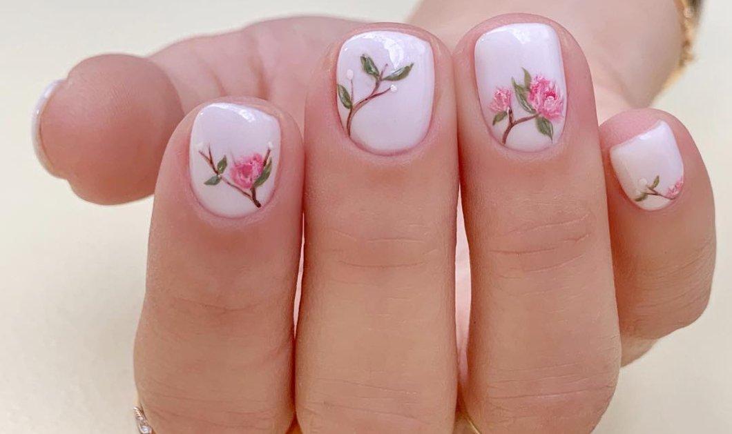 Indie nails: Η νέα τάση στο μανικιούρ που αποθεώνει τη δημιουργικότητα - Με καρδούλες, αφηρημένα σχέδια, μαργαρίτες ή άλλα λουλούδια - Κυρίως Φωτογραφία - Gallery - Video