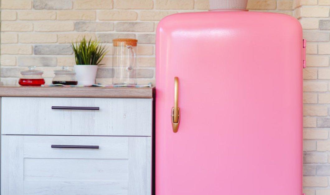 Ο Σπύρος Σούλης & οι υπέροχες ιδέες του: Μεταμορφώστε το παλιό σας ψυγείο με 4 τρόπους! - Κυρίως Φωτογραφία - Gallery - Video