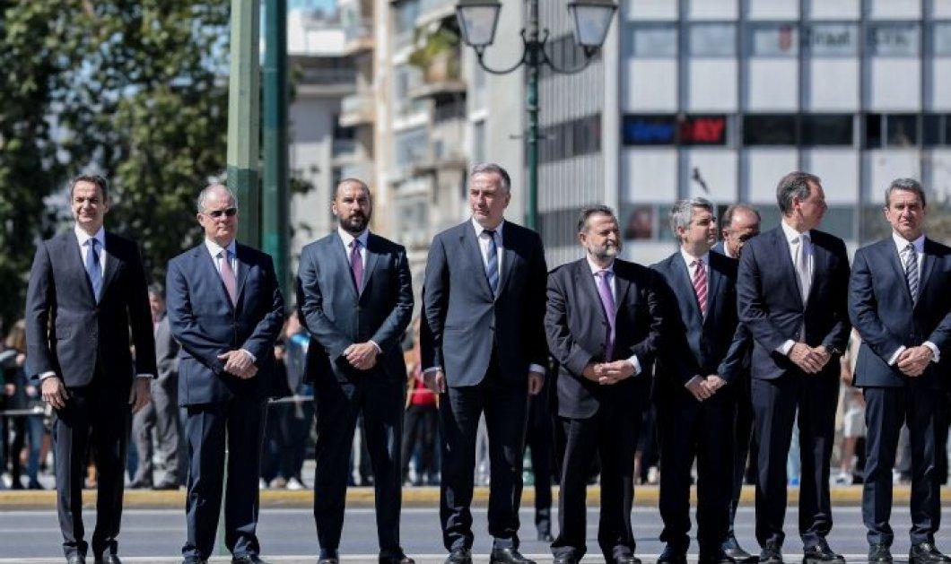 Αυτά είναι τα 11 νέα πρόσωπα της κυβέρνησης Μητσοτάκη 2021 - Αναβάθμιση Βορίδη & Σκρέκα, αλλαγή για Χατζηδάκη - Κυρίως Φωτογραφία - Gallery - Video