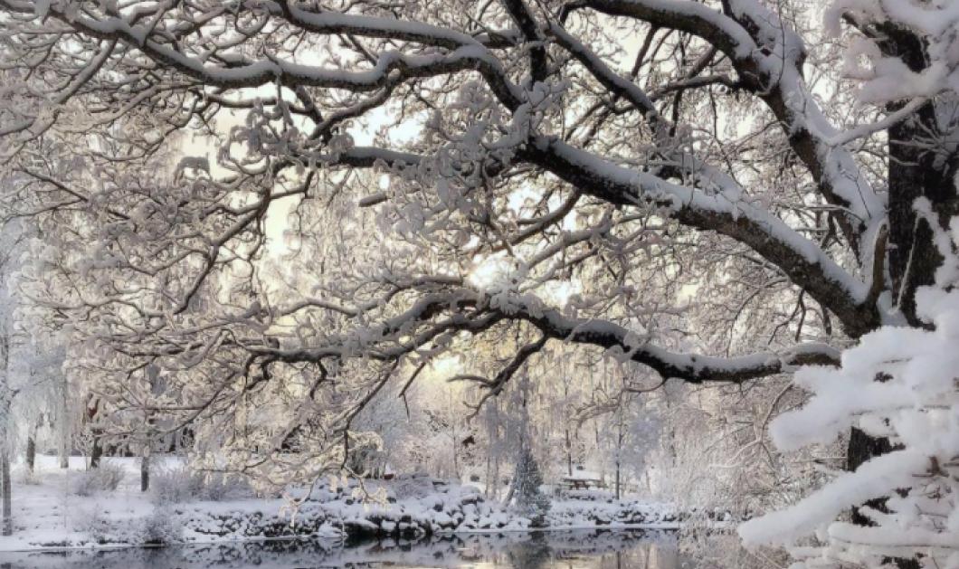 Παγετό και χιονοπτώσεις φέρνει από σήμερα η κακοκαιρία «Λέανδρος» -Τι λένε οι μετεωρολόγοι - Κυρίως Φωτογραφία - Gallery - Video