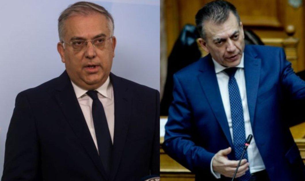 Θεοδωρικάκος - Βρούτσης εκτός κυβέρνησης: Τι οδήγησε στην έξοδο τον στενό συνεργάτη του Πρωθυπουργού - Γιατί κόπηκε ο Υπουργός Εργασίας - Κυρίως Φωτογραφία - Gallery - Video