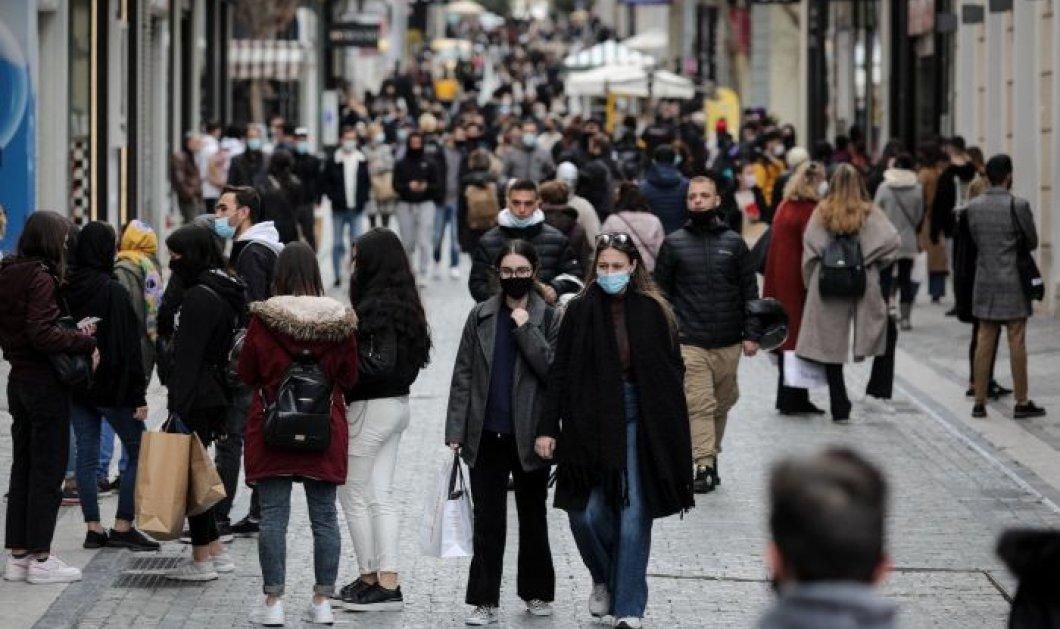 Κορωνοϊός - Ελλάδα: 941 νέα κρούσματα - 22 νεκροί, 260 διασωληνωμένοι - Κυρίως Φωτογραφία - Gallery - Video