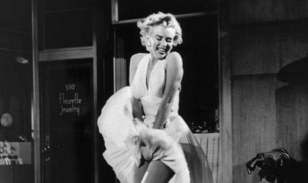 """Οι καλύτερες σκηνές στην ιστορία του σινεμά: Από την Marilyn Monroe και το φουστάνι που ανασηκώνεται έως τα """"Φώτα της Πόλης"""" του Charlie Chaplin (βίντεο) - Κυρίως Φωτογραφία - Gallery - Video"""