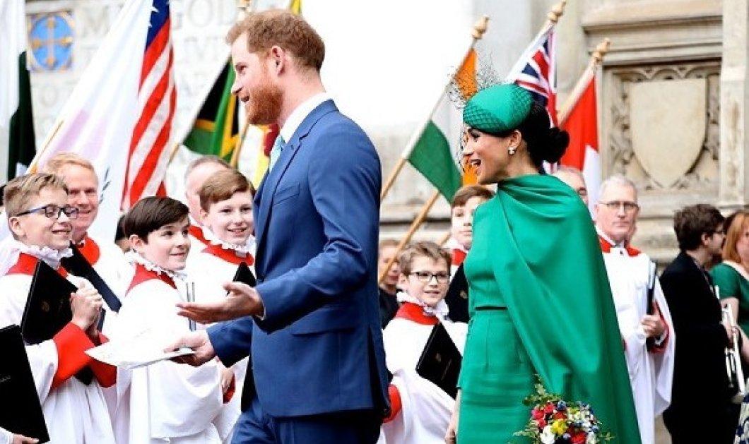 Η Meghan Markle και ο πρίγκιπας Harry παράτησαν τα social media: Δεν άντεξαν το μίσος και το bullying με τα τρολαρίσματα - Κυρίως Φωτογραφία - Gallery - Video
