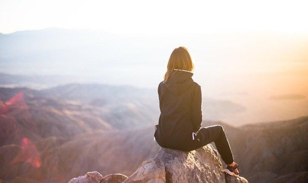 Ζήσε το παρόν σου: Το άγχος είναι ο μεγαλύτερος εχθρός του ανθρώπου - Κυρίως Φωτογραφία - Gallery - Video