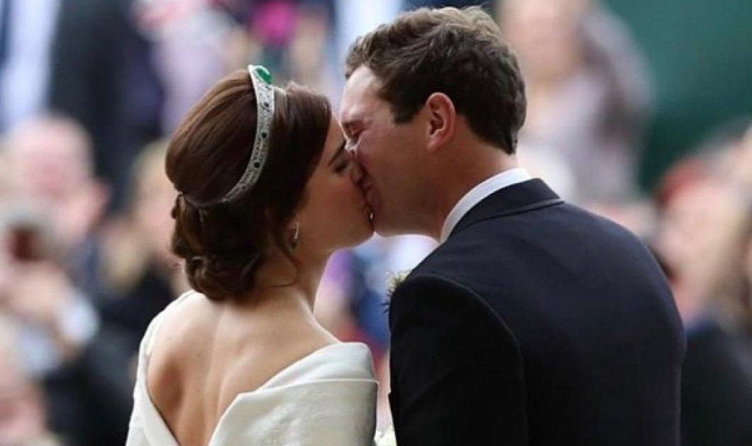 Η πριγκίπισσα Ευγενία θα γεννήσει τον Φεβρουάριο! Μένει στο πρώην σπίτι του πρίγκιπα Χάρι και της Μέγκαν Μάρκλ  - Κυρίως Φωτογραφία - Gallery - Video