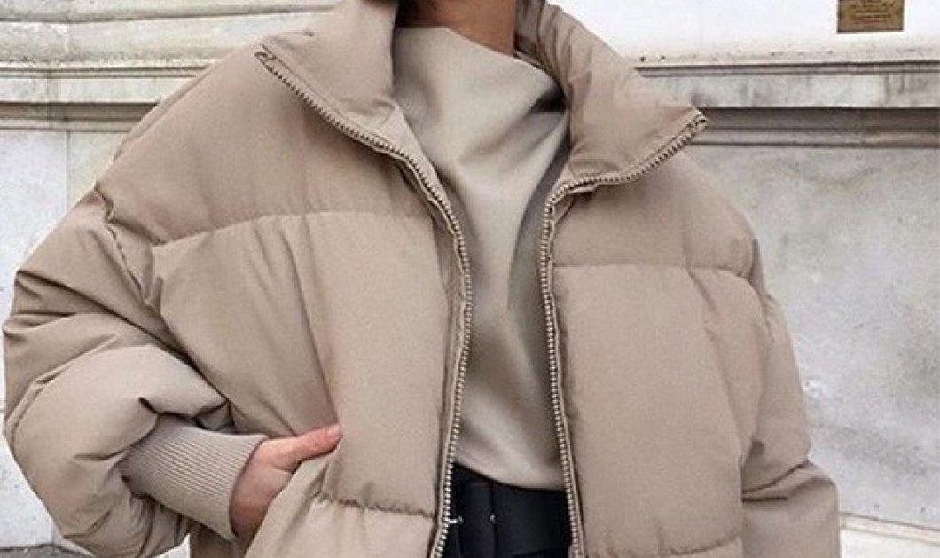 Τα puffer jackets που θα μας κρατήσουν ζεστές & κομψές τον φετινό χειμώνα (φωτό) - Κυρίως Φωτογραφία - Gallery - Video