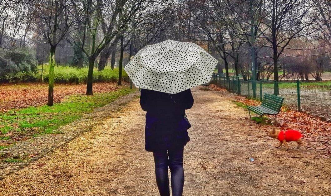 Καιρός: Συννεφιασμένη & βροχερή Παρασκευή - Μέχρι τα 8 μποφόρ οι άνεμοι - Κυρίως Φωτογραφία - Gallery - Video