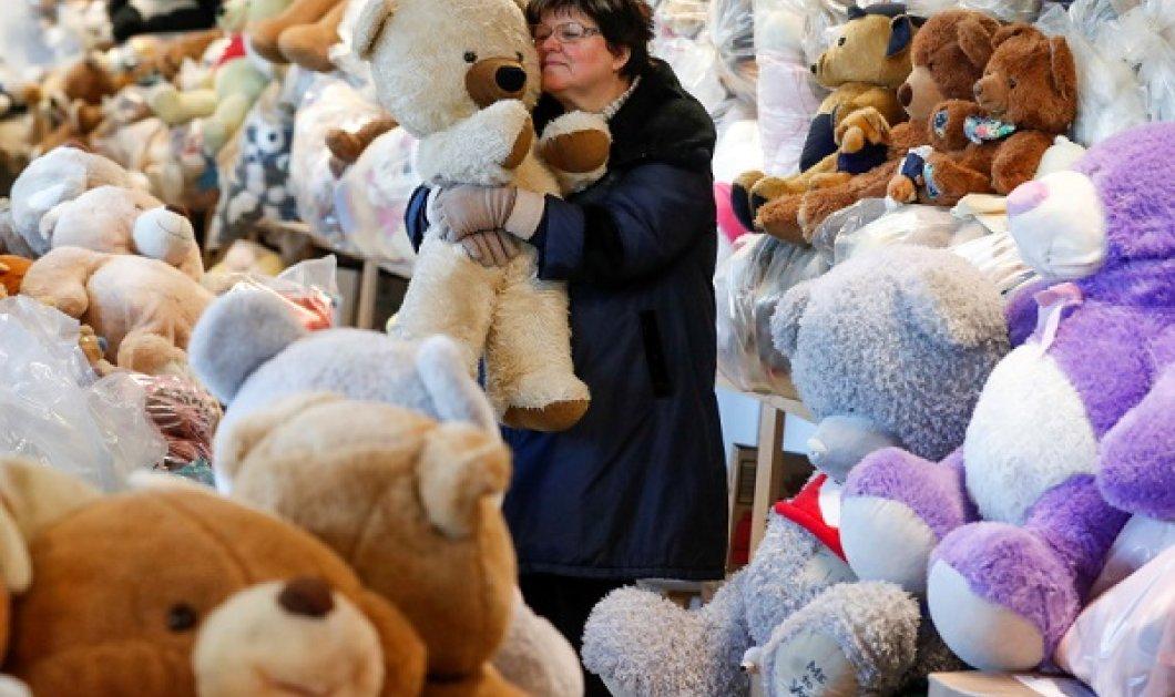 Η «αρκουδομάνα» της Ουγγαρίας! Η Valeria Schmidt έχει μαζέψει πάνω από 20.000 λούτρινα σε 40 χρόνια - Έκανε ρεκόρ Γκίνες (φωτό & βίντεο) - Κυρίως Φωτογραφία - Gallery - Video