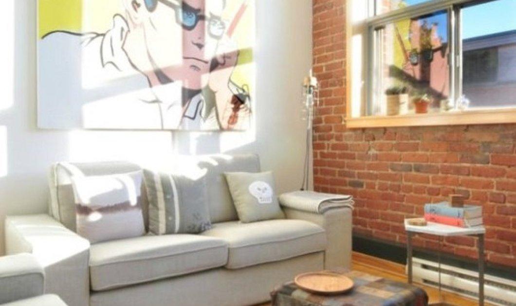 Ο Σπύρος Σούλης δίνει συμβουλές: Πώς να διακοσμήσουμε το σπίτι μας για να μοιάζει πιο καθαρό (φωτό) - Κυρίως Φωτογραφία - Gallery - Video
