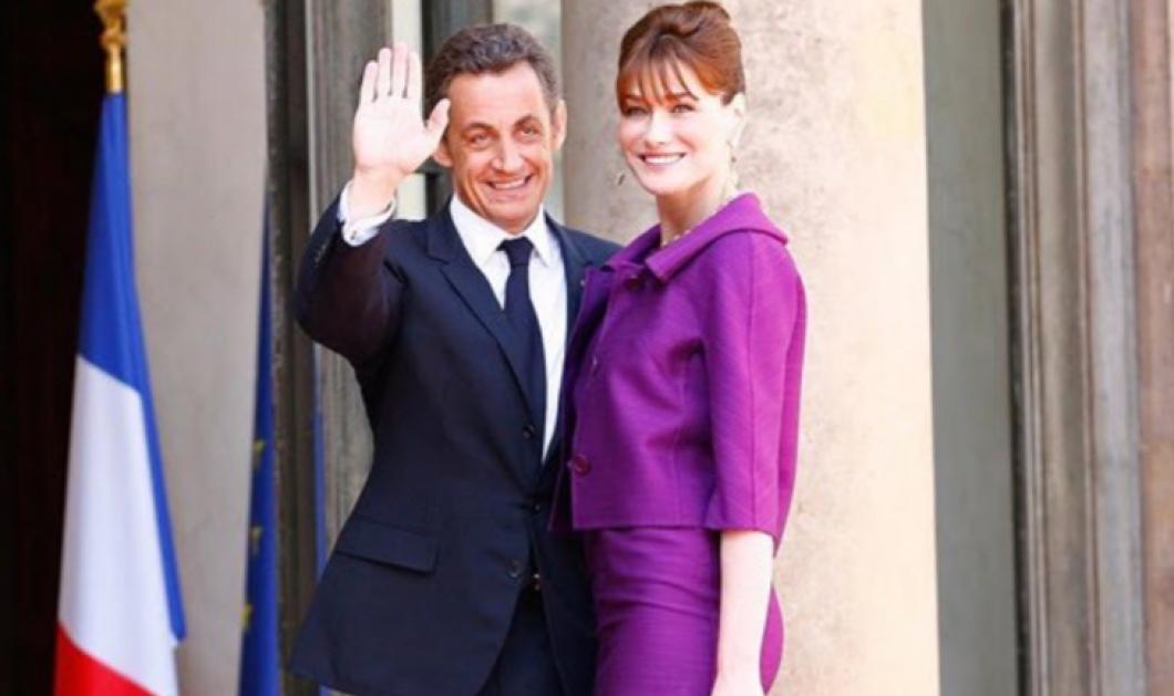 Η Κάρλα Μπρούνι αποθεώνει τον σύζυγό της Νικολά Σαρκοζί για τα 66α γενέθλια του - Flashback στις καλύτερες στιγμές του πρώην προεδρικού ζεύγους - Κυρίως Φωτογραφία - Gallery - Video