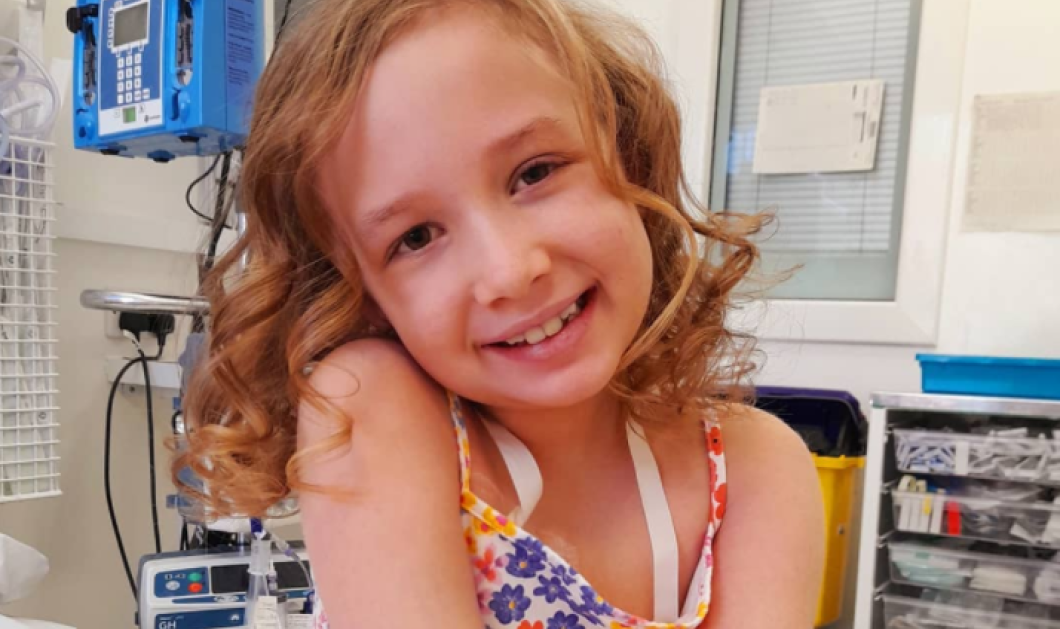 Story of the day: 8χρονη με σπάνια πάθηση σώθηκε τελευταία στιγμή - Σε όλο τον κόσμο υπήρχε ένας συμβατός δότης για τη μεταμόσχευση της (φωτό) - Κυρίως Φωτογραφία - Gallery - Video
