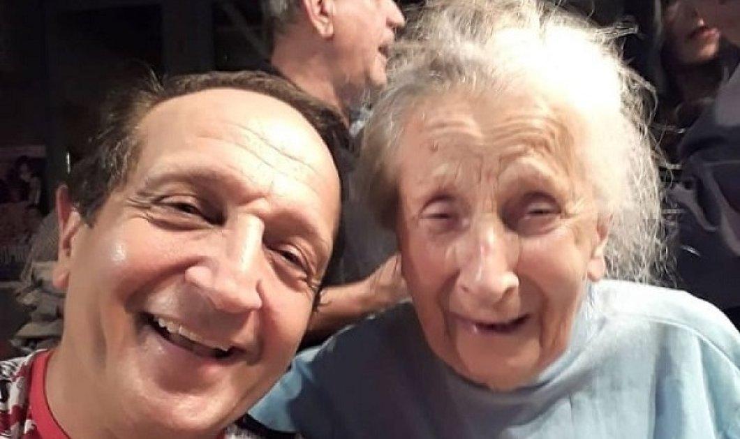Από βαρύ εγκεφαλικό πέθανε η Τιτίκα Σαριγκούλη - Τι αποκάλυψε ο Σπύρος Μπιμπίλας για την λατρεμένη γιαγιά - Κυρίως Φωτογραφία - Gallery - Video
