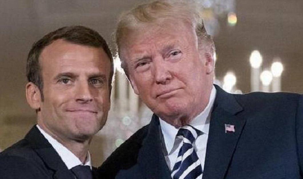 Οι ηγέτες του πλανήτη καλωσορίζουν το 2021: Ο Καναδός γόης Trudeau, η ισχυρή Πρωθυπουργός της Νέας Ζηλανδίας, ο αναρρώσας Macron & το άτακτο αγόρι Donald Trump (φωτό- βίντεο)  - Κυρίως Φωτογραφία - Gallery - Video