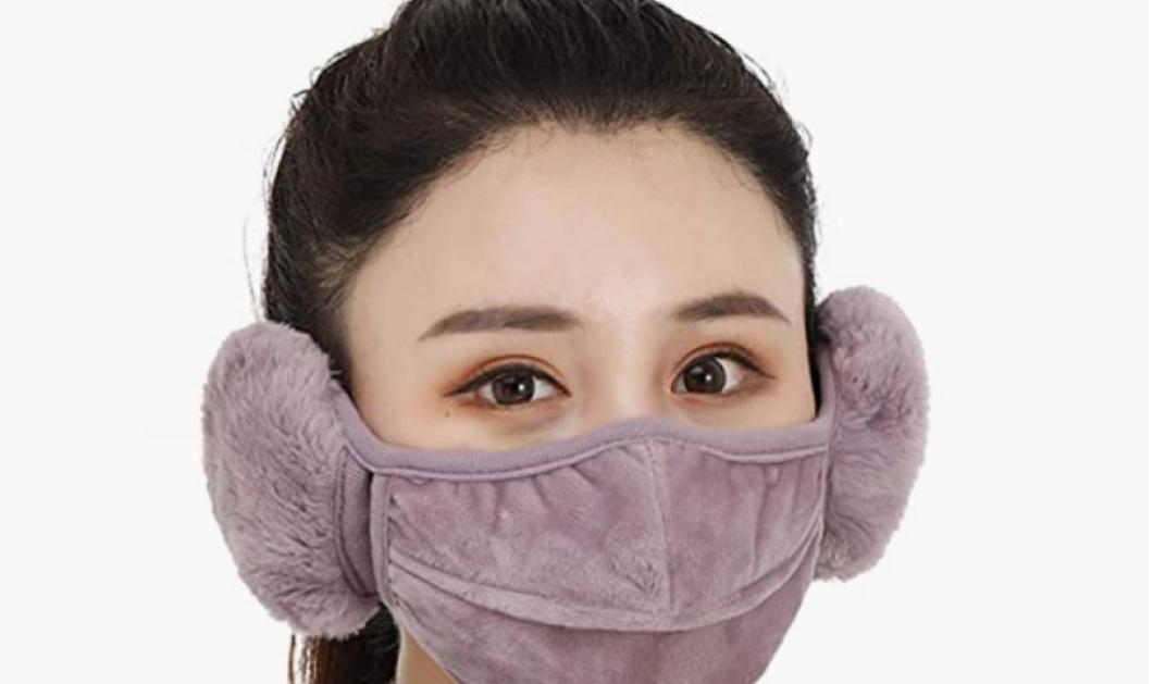 Το Amazon πουλάει τις καλύτερες μάσκες κατά του κορωνοϊού - Με αυτάκια για να μην κρυώνετε τον χειμώνα (φωτό) - Κυρίως Φωτογραφία - Gallery - Video