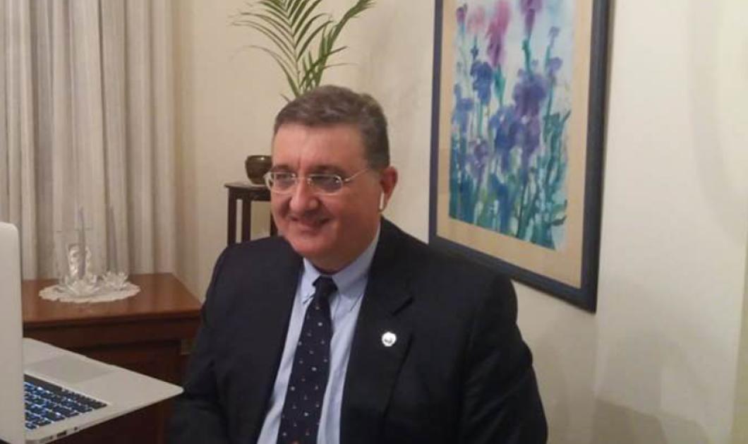 Αθανάσιος Εξαδάκτυλος: Θετικός στον κορωνοϊό ο πρόεδρος του ΠΙΣ - Το ανακοίνωσε ο ίδιος   - Κυρίως Φωτογραφία - Gallery - Video