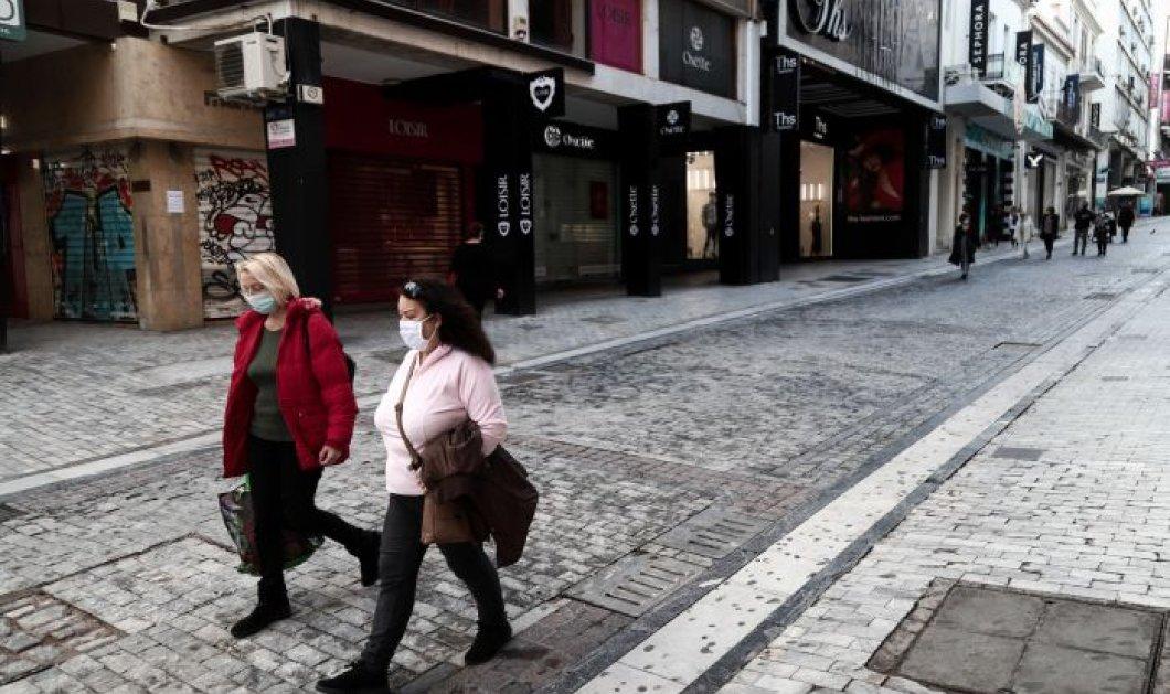 Μίνα Γκάγκα: Να ανοίξουν τα μαγαζιά & να δουλεύουν όπως τα σούπερ μάρκετ - Αλλά να μην πέσουν όλοι μαζί  - Κυρίως Φωτογραφία - Gallery - Video