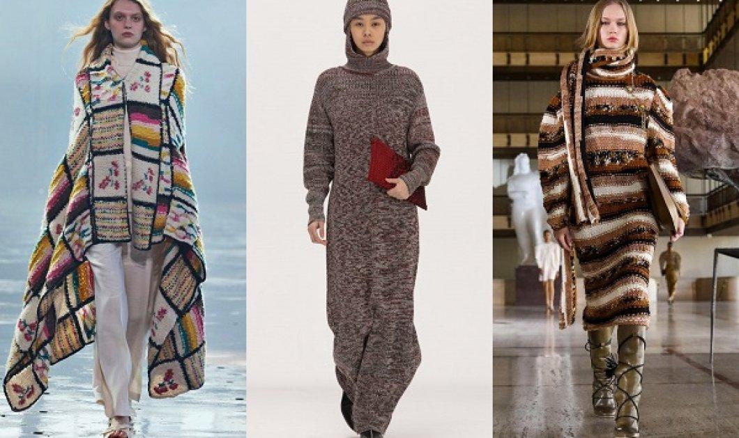 5 trends από την εβδομάδα μόδας της Νέας Υόρκης: Πλεκτά φορέματα, κοστούμια, καζάκες, πιέτες και grunge αισθητική (φωτό) - Κυρίως Φωτογραφία - Gallery - Video