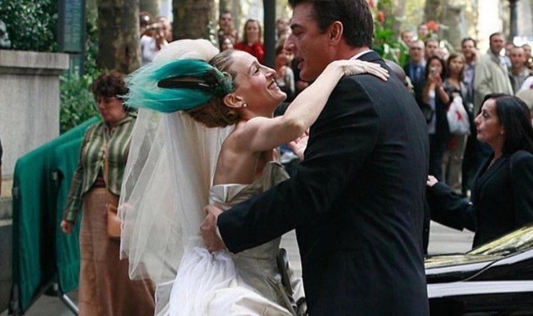 Τα καλύτερα και τα... χειρότερα νυφικά από ταινίες: Η Carrie Bradshaw με τα βολάν, η Bella Swan με την εντυπωσιακή πλάτη (φωτό) - Κυρίως Φωτογραφία - Gallery - Video