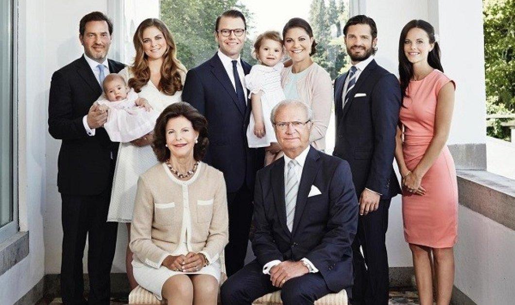 Νέο βασιλικό σήριαλ στα σκαριά! Το Crown της Σουηδίας έτοιμο: Οι έρωτες, οι γάμοι, οι ίντριγκες & τα δράματα των γαλαζοαίματων της Σκανδιναβίας (φωτό) - Κυρίως Φωτογραφία - Gallery - Video