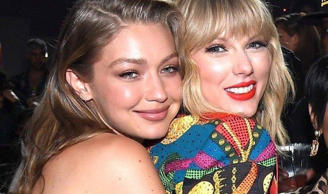 Η Gigi Hadid γέννησε σπίτι της! Η «θεία» Taylor Swift της έκανε δώρο μια κουβερτούλα & ένα αρκουδάκι, τα έφτιαξε μόνη της (φωτό) - Κυρίως Φωτογραφία - Gallery - Video