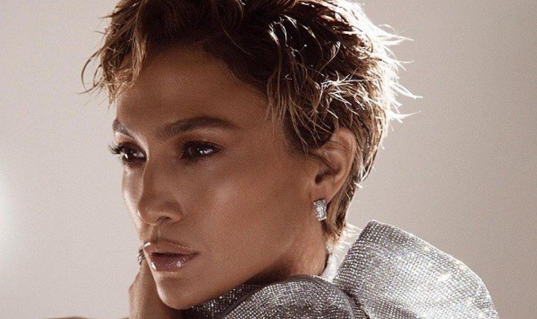 Η Τζένιφερ Λόπεζ για πρώτη φορά a la garçon - Wet look, crop μαλλί για την τοπ παγκόσμια περσόνα της δεκαετίας (φωτό & βίντεο) - Κυρίως Φωτογραφία - Gallery - Video
