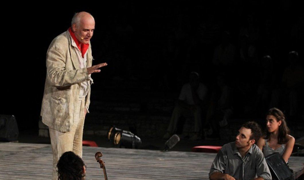 Εκτός Φεστιβάλ Αθηνών & Επιδαύρου ο Γιώργος Κιμούλης - Τι αναφέρει η ανακοίνωση - Κυρίως Φωτογραφία - Gallery - Video