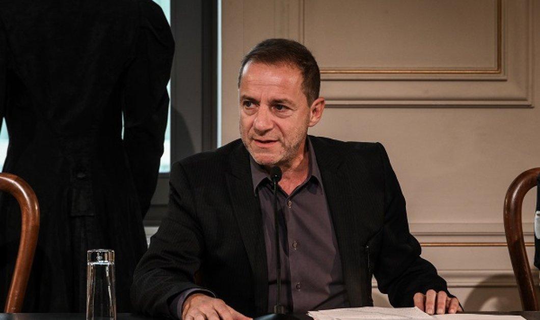 Παραιτήθηκε από το Εθνικό Θέατρο ο Δημήτρης Λιγνάδης: Έχουμε γίνει μάρτυρες ενός τοξικού κλίματος φημών, θα ασκήσω κάθε νόμιμο δικαίωμα μου (φωτό) - Κυρίως Φωτογραφία - Gallery - Video