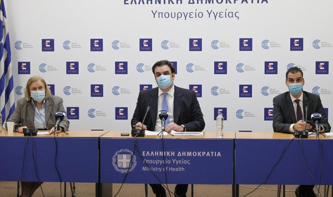 Θεοδωρίδου - κορωνοϊός: 82% αποτελεσματικό το εμβόλιο της AstraZeneca μετά την 2η δόση (βίντεο) - Κυρίως Φωτογραφία - Gallery - Video