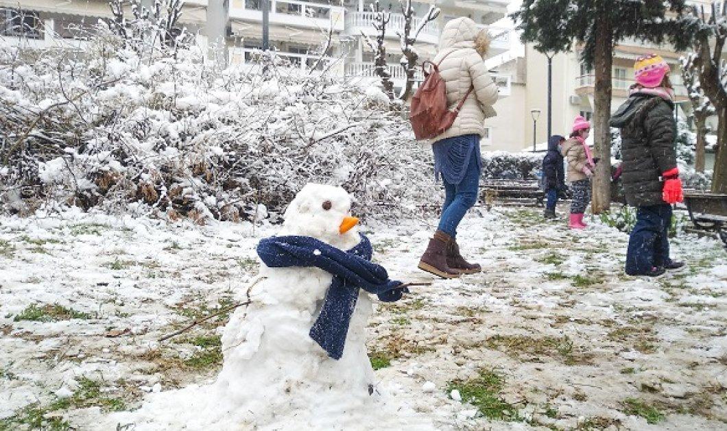 Έρχεται η κακοκαιρία Μήδεια: Προειδοποίηση μετεωρολόγων για ραγδαία μεταβολή του καιρού - Πολικό ψύχος & χιόνια (χάρτες & βίντεο) - Κυρίως Φωτογραφία - Gallery - Video