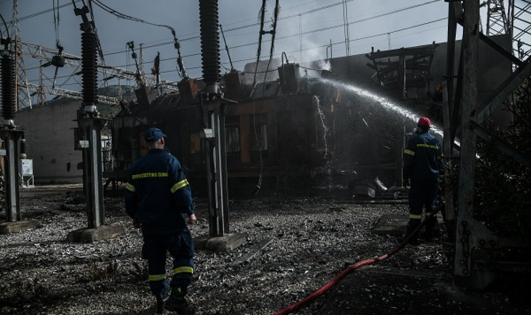 Ανακοίνωση από την ΕΛΠΕ για την διακοπή ρεύματος που «βύθισε» στο σκοτάδι την μισή Αττική - Κυρίως Φωτογραφία - Gallery - Video