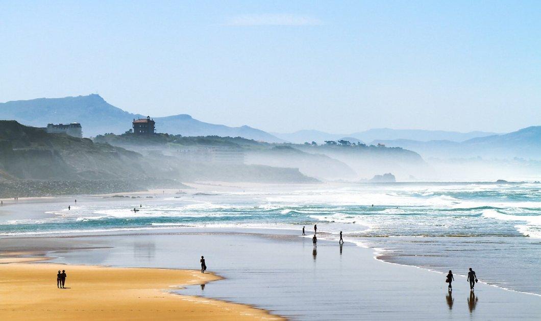 """Ας ονειρευτούμε το καλοκαίρι : 17 ονειρικές παραλίες μας περιμένουν στη Γαλλία - Ποια ήταν το """"στέκι"""" της Μπριζίτ Μπαρντό;  (φώτο) - Κυρίως Φωτογραφία - Gallery - Video"""
