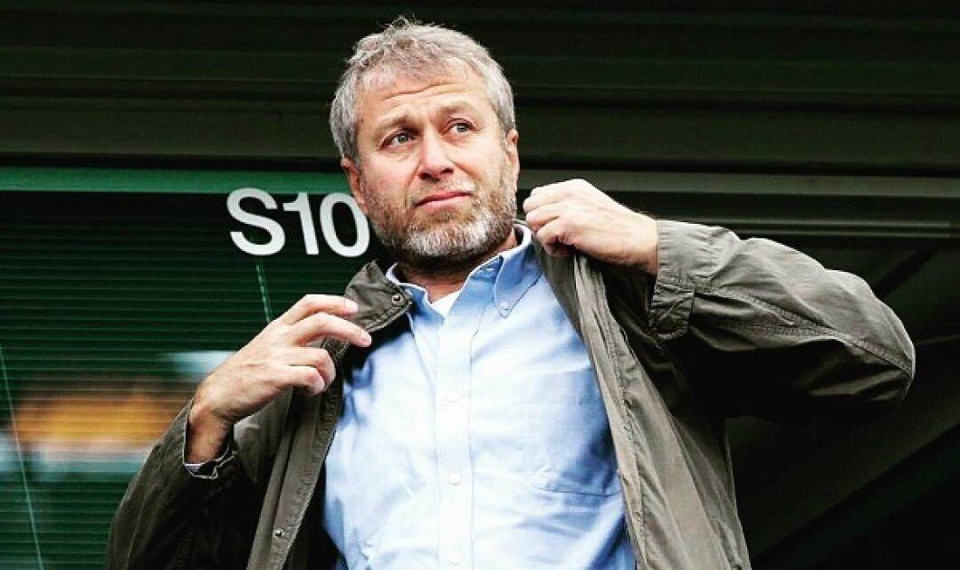 Ρομάν Αμπράμοβιτς: Αυτό είναι το νέο σούπερ γιοτ του - Με 48 καμπίνες, είναι μεγαλύτερο από την πρόσοψη του Μπάκιγχαμ (βίντεο) - Κυρίως Φωτογραφία - Gallery - Video