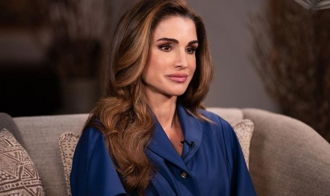 Και η βασίλισσα της Ιορδανίας υπέκυψε στην αναγκαιότητα του zoom… Η συνέντευξη με την Becky Anderson στο CNN (βίντεο) - Κυρίως Φωτογραφία - Gallery - Video