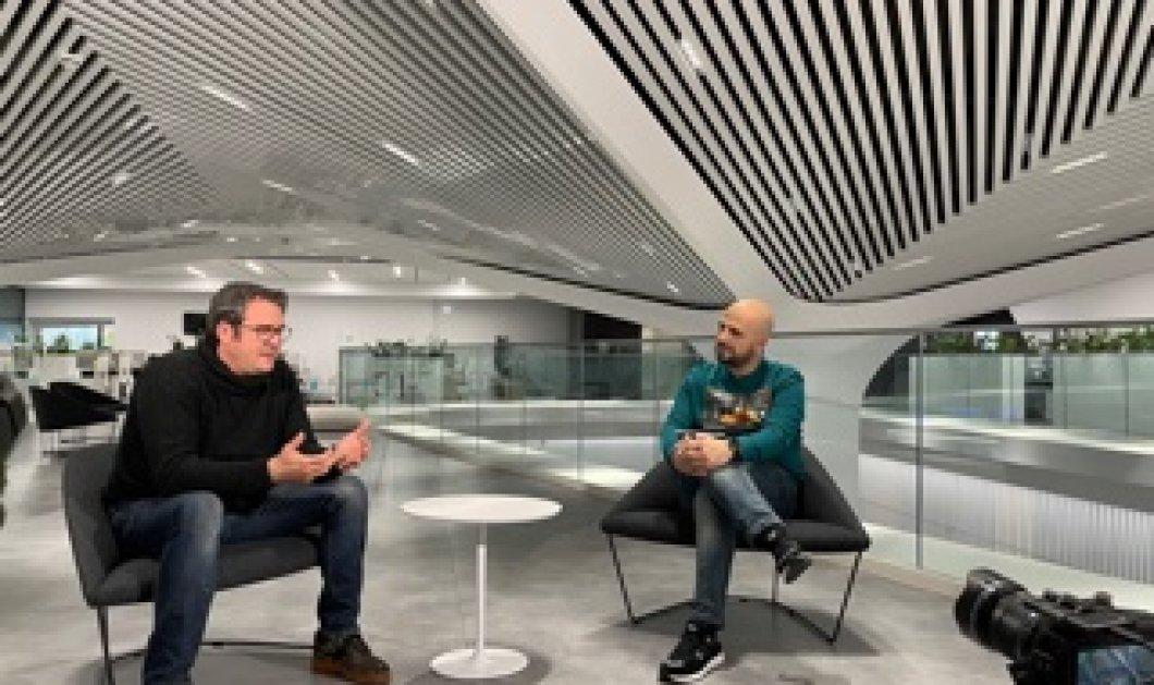 "COSMOTE TV: Ο πρωταγωνιστής του Έτερος Εγώ, Πυγμαλίων Δαδακαρίδης ""ξετυλίγει» το ταλέντο του στο gaming - Κυρίως Φωτογραφία - Gallery - Video"