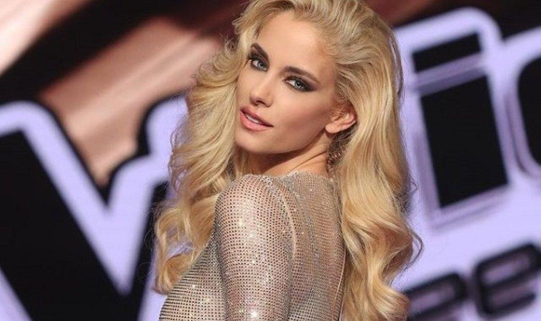 Ποια είναι η «ομαδάρα» της Δούκισσας Νομικού; Αυτοί που την ντύνουν, μακιγιάρουν και χτενίζουν & εμφανίζεται ως top presenter στο Voice (φωτό) - Κυρίως Φωτογραφία - Gallery - Video