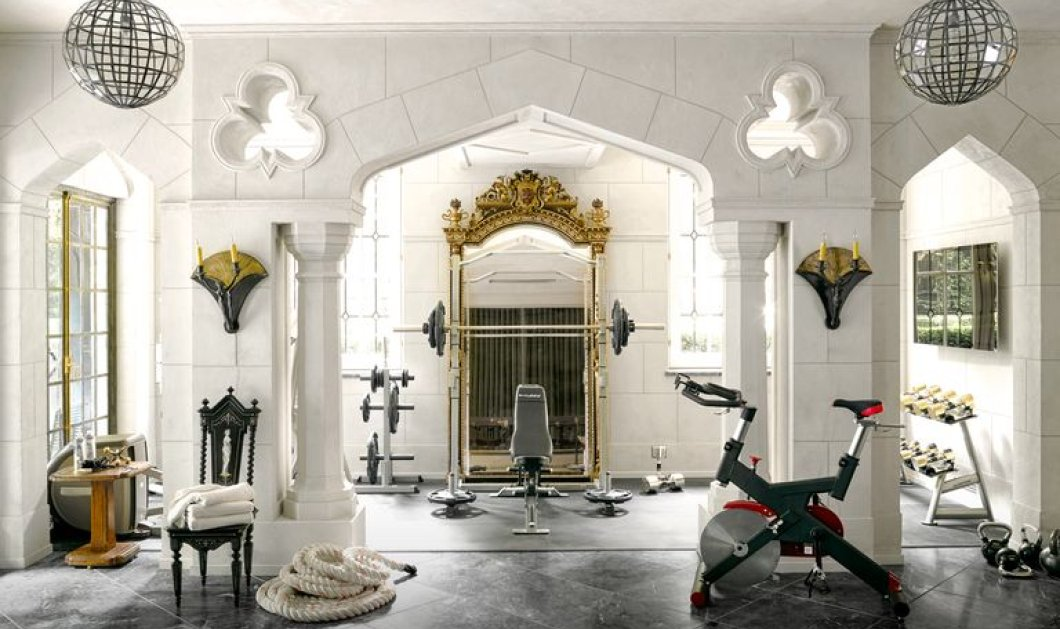 """Μένουμε σπίτι & παραμένουμε σε φόρμα : Ιδού πως θα φτιάξετε το πιο """"wow"""" γυμναστήριο στο χώρο σας (φώτο) - Κυρίως Φωτογραφία - Gallery - Video"""
