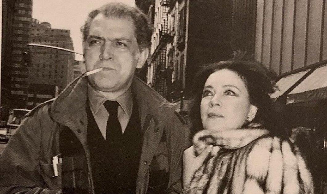 Η Τζένη Καρέζη, ο Κώστας Καζάκος και το ταξίδι τους στη Μόσχα - Μια φωτογραφία και μια ιστορία από το παρελθόν - Κυρίως Φωτογραφία - Gallery - Video