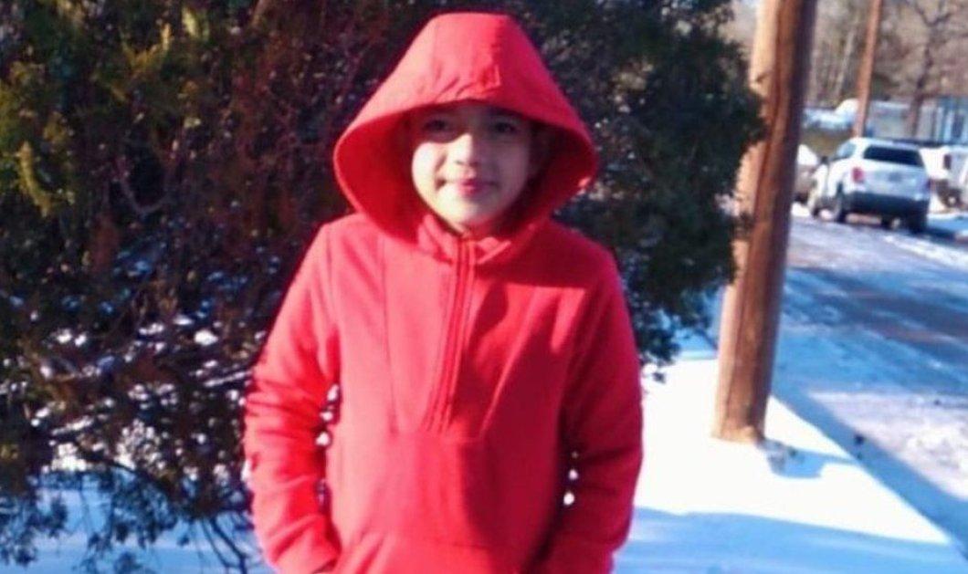Ένα 11χρονο αγόρι νεκρό από το πολικό ψύχος στο Τέξας: Δεν είχαν ρεύμα στο τροχόσπιτο - Η μητέρα του έκανε μήνυση 100 εκατ. δολαρίων (φωτό - βίντεο) - Κυρίως Φωτογραφία - Gallery - Video